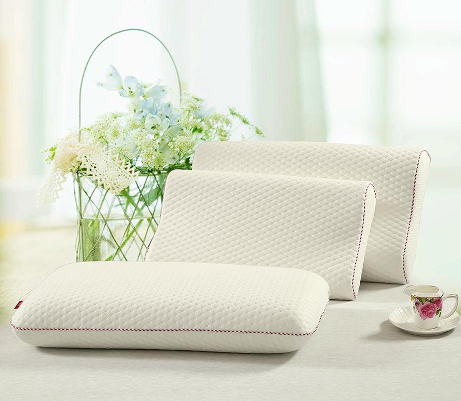生物科技零度舒压枕- 曲线小/曲线大/面包型